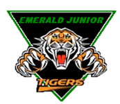 Emerald Junior Tigers Logo